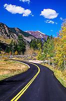 Near Ashcroft (outside Aspen), Colorado USA