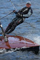 Marine Blast Regatta 2013 - Holy Loch SC<br /> <br /> 685, Painted Warrior, Neil Wilson, Contender<br /> <br /> Credit: Marc Turner / PFM Pictures