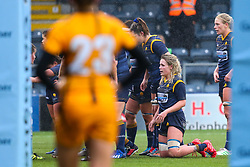 Alex Callender of Worcester Warriors Women - Mandatory by-line: Nick Browning/JMP - 24/10/2020 - RUGBY - Sixways Stadium - Worcester, England - Worcester Warriors Women v Wasps FC Ladies - Allianz Premier 15s