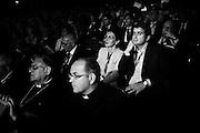 Raffaele Fitto, durante l'assemblea annuale di Confartigianato all'Auditorium Conciliazione. Roma, 10 giugno 2013. Christian Mantuano / OneShot