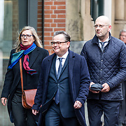 NLD/Amsterdam//20170309 - Herdenkingsdienst Guus Verstraete, Frank Houtappels en vrienden