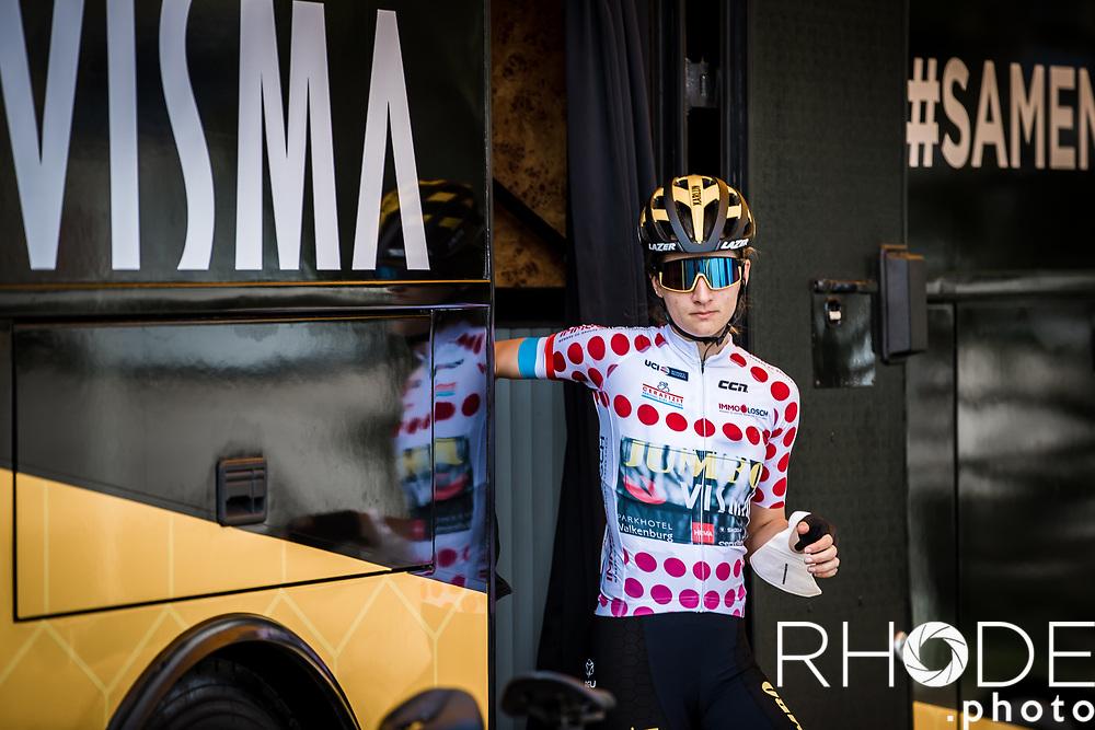 Karlijn Swinkels (NED/Jumbo-Visma)<br /> <br /> Ceratizit Festival Elsy Jacobs (LUX) 2021<br /> UCI Women Elite 2.1<br /> Day 2 – stage : Steinfort >Steinfort 125.1km  <br /> <br /> ©RhodePhoto