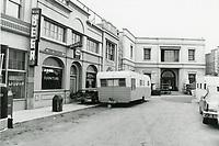 1974 Backlot sets at Samuel Goldwyn Studios