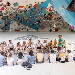 20200630: SLO, Climbing - Slovenian Climbing National team for season 2020