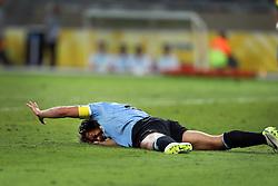 Lugano na partida entre Brasil e Uruguai válida pela Copa das Confederações, no Estádio Mineirão, em Belo Horizonte-MG. FOTO: Jefferson Bernardes/Preview.com