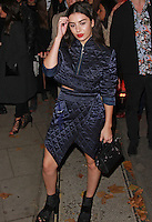 Charli XCX, The Veuve Clicquot Widow Series - Launch Party, The College, London UK, 28 October 2015, Photo by Brett D. Cove