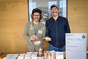 BARLEY WORLD Showcase: 'Karma', 'Streaker', PPWQ breeding line Breeders: Brigid Meints, OSU<br /> Chefs: Jason Ball & Mike Adams of OSU Food Innovation Center;