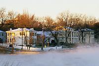 Covington Kentucky Riverfront Houses