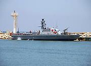 Israeli Super Dvora Class Patrol Boat