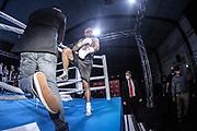 Boxen: Agon Boxgala, Berlin, 28.05.2021<br /> IBF-Intercontinental: Haro Matevosyan (GER) - Damiano Falcinelli (ITA)<br /> © Torsten Helmke