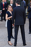 031115 Spanish Royals attend the Opening of the exhibition 'Teresa of Jesus: The proof of my truth'