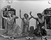 08/01/1953<br /> 01/08/1953<br /> 08 January 1953<br /> Indian village dance scenes for Mr Bisuras Day, 11, Charleville Road, Rathmines, Dublin.