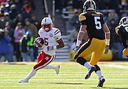 NCAA Football - Nebraska at Iowa - November 23, 2012