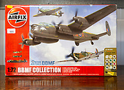Boxed Airfix model planes BBMF Collection, on sale at auction