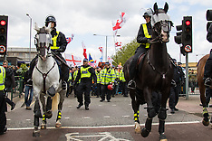 2015-05-09 English Defence League march in Walthamstow