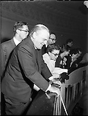 1958 – 26/10 Jimmy Cagney at Gael Linn Ceili
