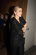 LAURA BAILEY, Vogue100 A Century of Style. Hosted by Alexandra Shulman and Leon Max. National Portrait Gallery. London. WC2. 9 February 2016.