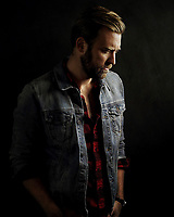 Charles Kelley of Lady Antebellum poses for a photo at the offices of The Green Room on Monday, Jan. 4, 2016, in Nashville, Tenn. (Photo by Donn Jones.Invision/AP)