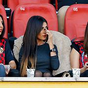 Eskisehirspor's supporters  during their Turkish Super League soccer match Eskisehirspor between Besiktas at the Ataturk Stadium in Eskisehir Turkey on Sunday 04 October 2015. Photo by Kurtulus YILMAZ/TURKPIX