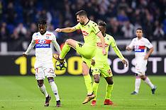 Lyon vs Angers - 14 January 2018