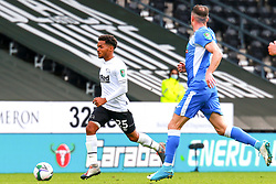 Duane Holmes of Derby County runs down the wing - Mandatory by-line: Ryan Crockett/JMP - 05/09/2020 - FOOTBALL - Pride Park Stadium - Derby, England - Derby County v Barrow - Carabao Cup