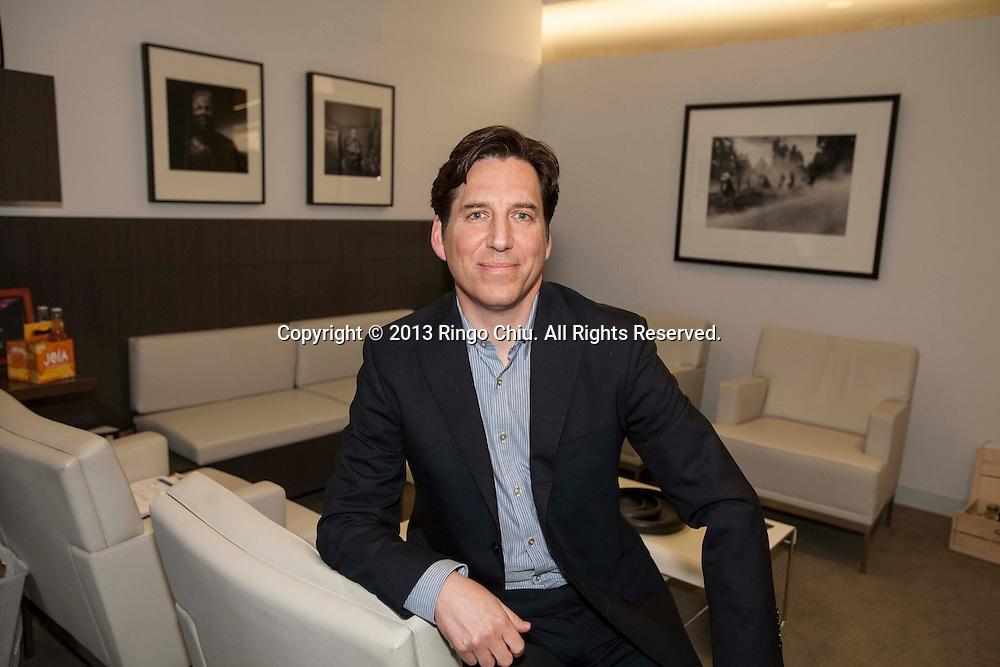Michael Yanover, the head of business development at Creative Artists Agency (CAA).(Photo by Ringo Chiu/PHOTOFORMULA.com)