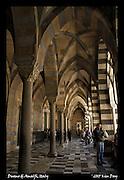 Colonade at Duomo di Amalfi