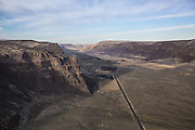Once accessed only by foot, horseback and stagecoach line, Moses Coulee is now easily toured by car via Palisades Road. (Steve Ringman / The Seattle Times)
