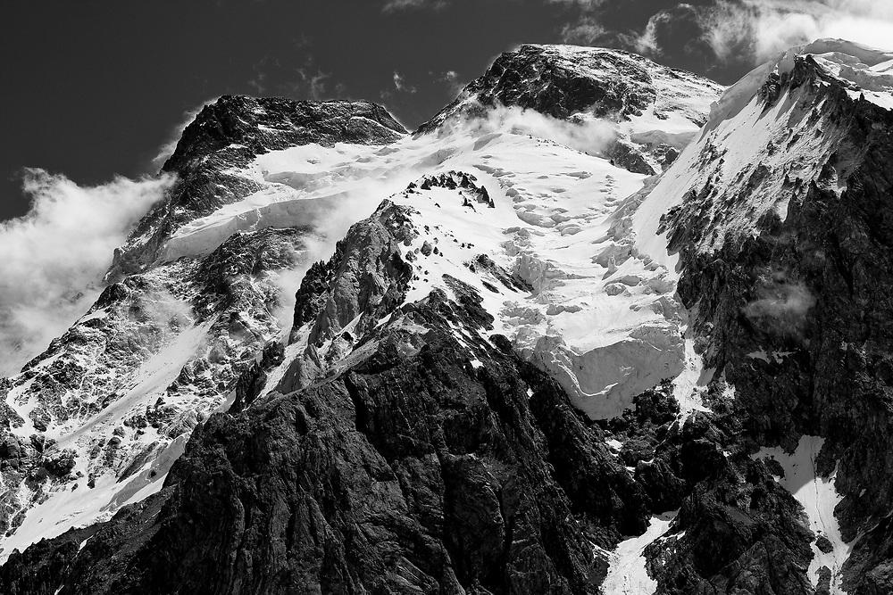 Broad Peak from Base Camp, Pakistan