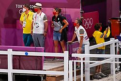 Team Belgium, Weinberg Peter, GER<br /> Olympic Games Tokyo 2021<br /> © Hippo Foto - Dirk Caremans<br /> 01/08/2021