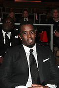 October 16, 2012-New York, NY : Music Executive/Recording Artist /Actor/Sean Combs aka P. Diddy at the 3rd Annual National Action Network Triumph Awards held at Jazz at Lincoln Center on October 16, 2012 in New York City. The Triumph Awards were established by the National Action Network to recognize the contributions of humanitarians from all walks of life and to encourage future generations to drum majors for justice. (Terrence Jennings)