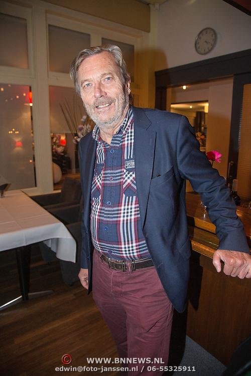 """NLD/Bloemendaal/20151124 - Boekpresentatie """"Buch"""" over het leven van Menno Buch, Mr. Cees Korvinus"""