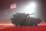 British Military Tournament Dress Rehearsal