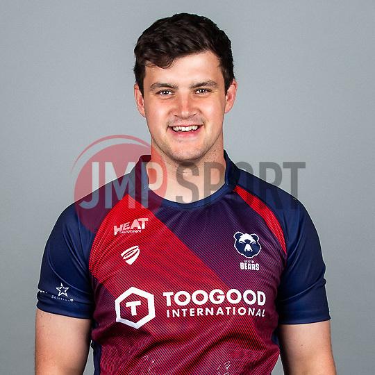 John Hawkins of Bristol Bears - Robbie Stephenson/JMP - 01/08/2019 - RUGBY - Clifton Rugby Club - Bristol, England - Bristol Bears Headshots 2019/20