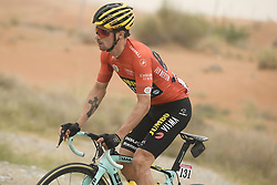 March 1, 2019 - Dubai, Emirati Arabi Uniti - Foto LaPresse - Fabio Ferrari.01 Marzo 2019 Dubai (Emirati Arabi Uniti).Sport Ciclismo.UAE Tour 2019 - Tappa 6 - da Ajman a Jebel Jais - 180 km.Nella foto:ROGLIC Primoz(SLO)TEAM JUMBO - VISMA..Photo LaPresse - Fabio Ferrari.March 01, 2019 Dubai (United Arab Emirates) .Sport Cycling.UAE Tour 2019 - Stage 6 - From Ajman To Jebel Jais  - 112 miles..In the pic: ROGLIC Primoz(SLO)TEAM JUMBO - VISMA (Credit Image: © Fabio Ferrari/Lapresse via ZUMA Press)