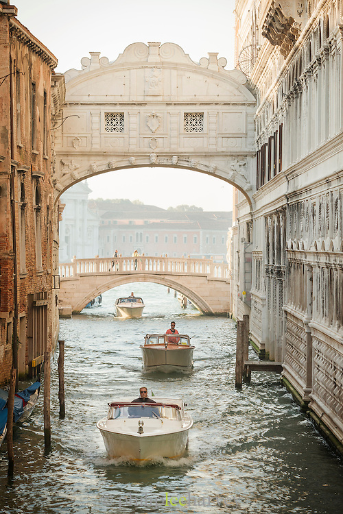 Bridge of Sighs.Venice, Italy, Europe