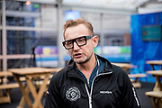 Bernhard van Oranje, initiatiefnemer van Lymph&Co, heeft vandaag bekend gemaakt dat Lymph&Co en het Van<br /> Vlissingen Lymfoom Fonds fuseren en verder gaan onder de naam Lymph&Co.<br /> <br /> Op de foto:  Prins Bernhard van Oranje
