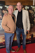 NO FEE PICTURES<br /> 22/8/19 Derek Nolan and Gerry Johnston at the Irish Preview screening of Never Grow Old at the Savoy cinema in Dublin Picture: Arthur Carron