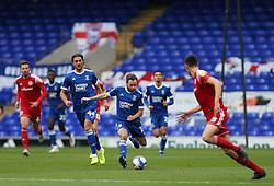 Alan Judge of Ipswich Town passes the ball - Mandatory by-line: Arron Gent/JMP - 16/10/2020 - FOOTBALL - Portman Road - Ipswich, England - Ipswich Town v Accrington Stanley - Sky Bet League One