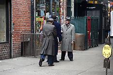 Motherless Brooklyn Film Scenes - 15 Feb 2018