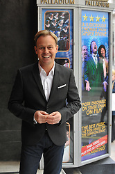 © Copyright licensed to London News Pictures. 12/10/2010. Jason Donovan arrives at the 100th birthday celebration for the London Palladium. Andrew Lloyd-Webber hosts a celebration to mark the centenary of the London Palladium.