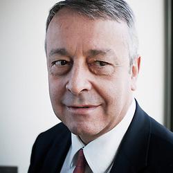 PARIS, FRANCE. JANUARY 2, 2012. Portrait of Antoine Frerot, the CEO of Veolia Environnement, in his office. Photo: Antoine Doyen