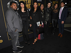 May 8, 2019 - Los Angeles, California, USA - 08, May 2019 - Pasadena, California. Ali Family attends 'What's My Name | Muhammad Ali' HBO Documentary Premiere at Regal Cinemas LA LIVE 14 in Los Angeles, California. (Credit Image: © Billy Bennight/ZUMA Wire)