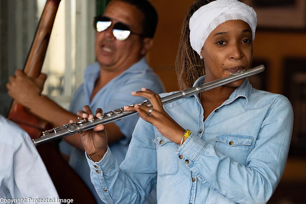 Music is everywhere in Havana, Cuba 2020 from Santiago to Havana, and in between.  Santiago, Baracoa, Guantanamo, Holguin, Las Tunas, Camaguey, Santi Spiritus, Trinidad, Santa Clara, Cienfuegos, Matanzas, Havana