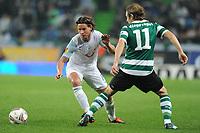 20111201: LISBON, PORTUGAL Ð UEFA Europe League 2011/2012 Group D: Sporting Lisbon vs FC Zurique.<br />In picture . Dusan Djuric<br />PHOTO: CITYFILES