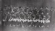Tipperary (Boherlahan) - All-Ireland Hurling Champions 1916. Back Row: T Leahy ( Hon Sec), D O'Brien, P Fogarty, N Croke, Anthony Carew (Sec Co Board), W Dwyer, Tom Dwan, A O'Donnell, J Doherty, T Shannahan, R Walsh, J Collinson, M Myers (Pres), W Dwyer.Front Row: J Nagle, M Leahy, J Murphy, W Dwyer, Hugh Shelly, J Fitzgerald, Jn Leahy (capt), D Walsh, P Leahy, J Power.
