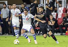 D.C United v Montreal Impact - 29 Sept 2018