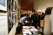 Friends of Anton: an auction of contemporary photojournalism prints to raise funds for the 3 children of Anton Hammerl, photojournalist killed in Libya last year. Event hosted by Christiane Amanpour - Christie's, New York, May 15, 2012