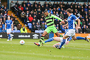 Macclesfield Town v Forest Green Rovers 121116