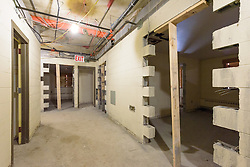 Major Renovation Litchfield Hall WCSU Danbury CT<br /> Connecticut State Project No: CF-RD-275<br /> Architect: OakPark Architects LLC  Contractor: Nosal Builders<br /> James R Anderson Photography New Haven CT photog.com<br /> Date of Photograph: 26 October 2016<br /> Camera View: 13